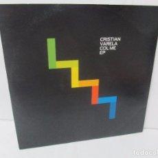 Discos de vinilo: CRISTIAN VARELA COL ME EP. COLMEDEAM ETIAM. PERRAS A TUTTI. LP VINILO. BEDROCK MUSIC 2010. Lote 98586151