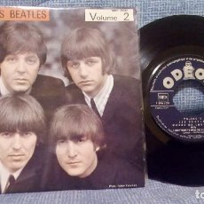 Discos de vinilo: THE BEATLES - LES BEATLES - VOLUME 2 - ED. FRANCESA - ODEON MOE 21002 - AÑO 1965. Lote 98586343
