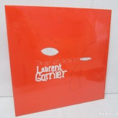 Discos de vinilo: THE MAN WITH THE RED FACE. LAURENT GARNIER. LP VINILO. COMMUNICATIONS 2000. VER FOTOGRAFIAS. Lote 98586551