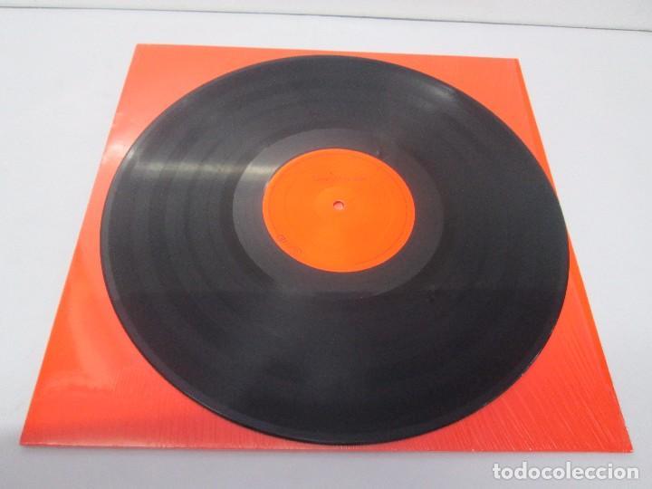 Discos de vinilo: THE MAN WITH THE RED FACE. LAURENT GARNIER. LP VINILO. COMMUNICATIONS 2000. VER FOTOGRAFIAS - Foto 3 - 98586551
