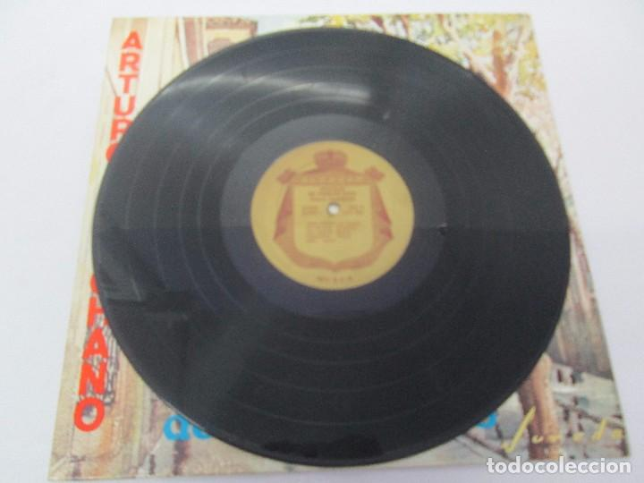 Discos de vinilo: DANZAS DE PUERTO RICO. ARTURO SOMOHANO. LP VINILO. VER FOTOGRAFIAS ADJUNTAS - Foto 3 - 98586915