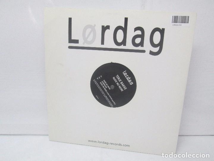Discos de vinilo: LORDAG. LORDAG MEANS SATURDAY. LP VINILO VER FOTOGRAFIAS ADJUNTAS - Foto 8 - 98588255