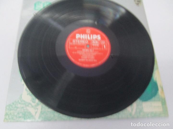 Discos de vinilo: ERIK SATIE VOL 3. OEUVRES DE JEUNESSE POUR PIANO REINBERT DE LEEUW, PIANO. LP VINILO. PHILIPS 1981 - Foto 3 - 98588847