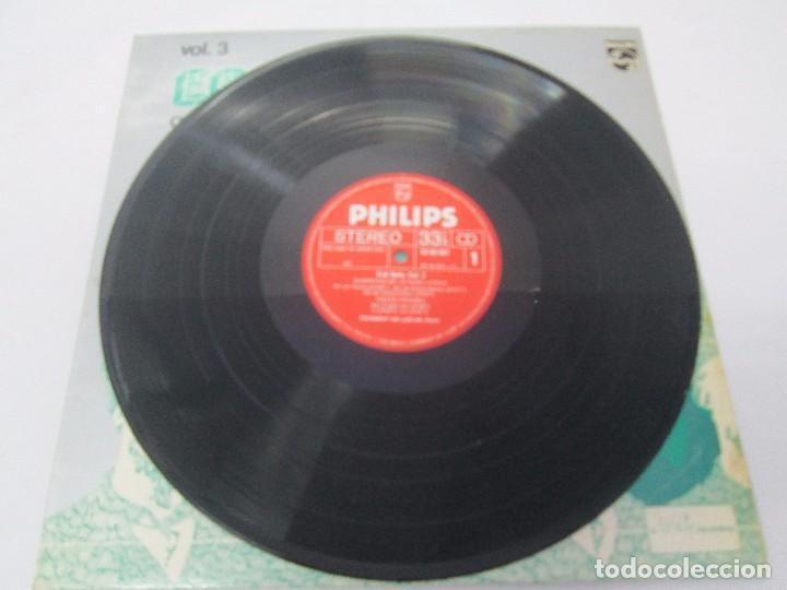 Discos de vinilo: ERIK SATIE VOL 3. OEUVRES DE JEUNESSE POUR PIANO REINBERT DE LEEUW, PIANO. LP VINILO. PHILIPS 1981 - Foto 4 - 98588847