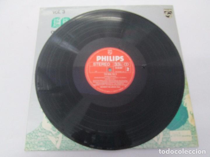 Discos de vinilo: ERIK SATIE VOL 3. OEUVRES DE JEUNESSE POUR PIANO REINBERT DE LEEUW, PIANO. LP VINILO. PHILIPS 1981 - Foto 6 - 98588847