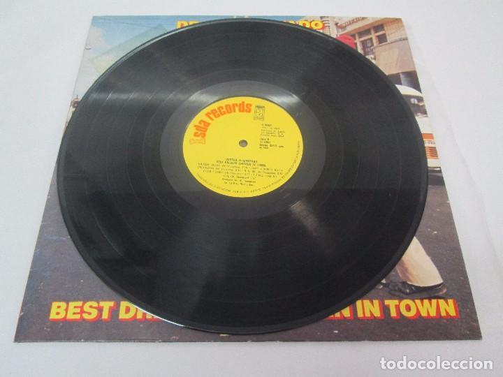 Discos de vinilo: DR. ALIMANTADO. BEST DRESSED CHICKEN IN TOWN. LP VINILO EDIGSA 1980. VER FOTOGRAFIAS ADJUNTAS - Foto 3 - 98592775