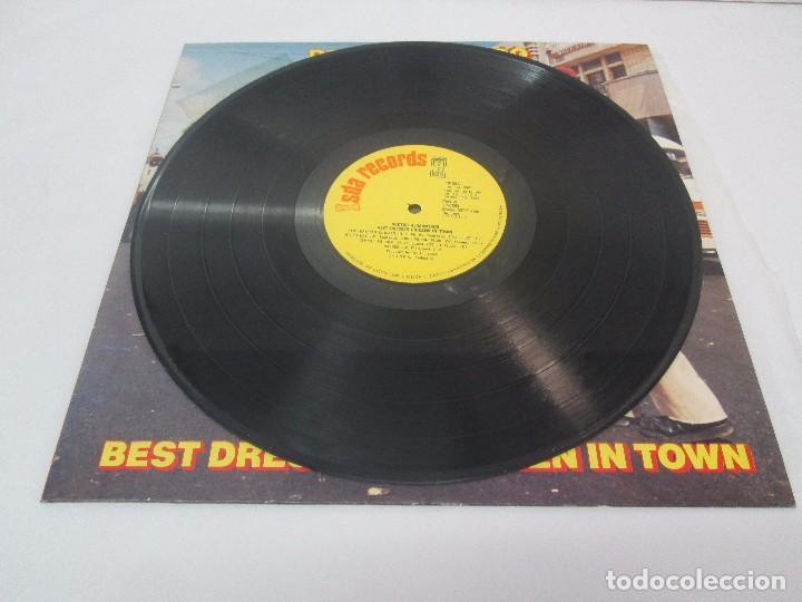 Discos de vinilo: DR. ALIMANTADO. BEST DRESSED CHICKEN IN TOWN. LP VINILO EDIGSA 1980. VER FOTOGRAFIAS ADJUNTAS - Foto 5 - 98592775