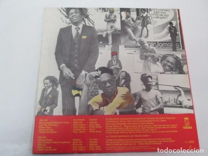 Discos de vinilo: DR. ALIMANTADO. BEST DRESSED CHICKEN IN TOWN. LP VINILO EDIGSA 1980. VER FOTOGRAFIAS ADJUNTAS - Foto 8 - 98592775