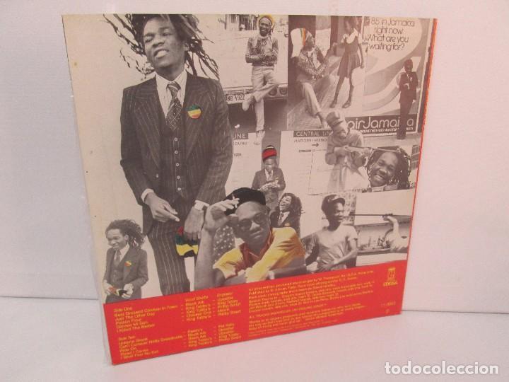 Discos de vinilo: DR. ALIMANTADO. BEST DRESSED CHICKEN IN TOWN. LP VINILO EDIGSA 1980. VER FOTOGRAFIAS ADJUNTAS - Foto 9 - 98592775