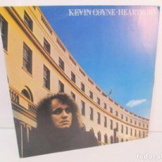 Discos de vinilo: KEVIN COYNE. HEARTBURN. LP VINILO. VIRGIN RECORDS 1976. VER FOTOGRAFIAS ADJUNTAS. Lote 98595347