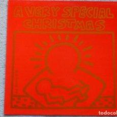 Discos de vinilo: A VERY SPECIAL CHRISTNAS(STING,U2 Y OTROS)EDICION ESPAÑOLA DEL 87. Lote 98609915