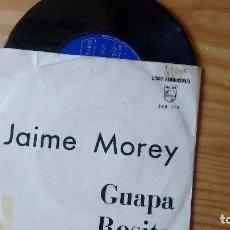 Discos de vinilo: SINGLE (VINILO) DE JAIME MOREY AÑOS 60. Lote 98610767