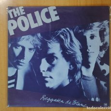 Discos de vinilo: THE POLICE - REGGATTA DE BLANC - LP. Lote 98611920
