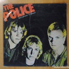 Discos de vinilo: THE POLICE - OUTLANDOS D´AMOUR - LP. Lote 98611948