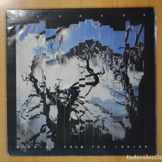 Discos de vinilo: BAUHAUS - BURNING FROM THE INSIDE - LP. Lote 98612790