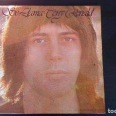 Discos de vinilo: LP TONY RONALD SE LLAMA TONY RONALD FOLK CANTAUTOR. Lote 98613155