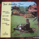 Discos de vinilo: JOSE GONZALEZ PRESI. SINGLE CON 4 CANCIONES. COLUMBIA, 1967. . Lote 98613451
