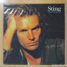 Discos de vinilo: STING - NADA COMO EL SOL - LP. Lote 98613580