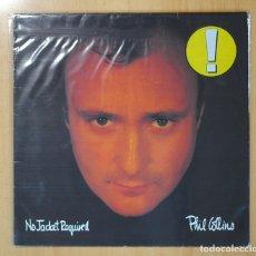 Discos de vinilo: PHIL COLLINS - NO JACKET REQUIED - LP. Lote 98613932
