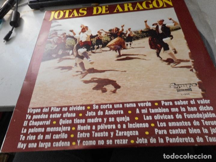 JOTAS DE ARAGON (Música - Discos - Singles Vinilo - Otros estilos)