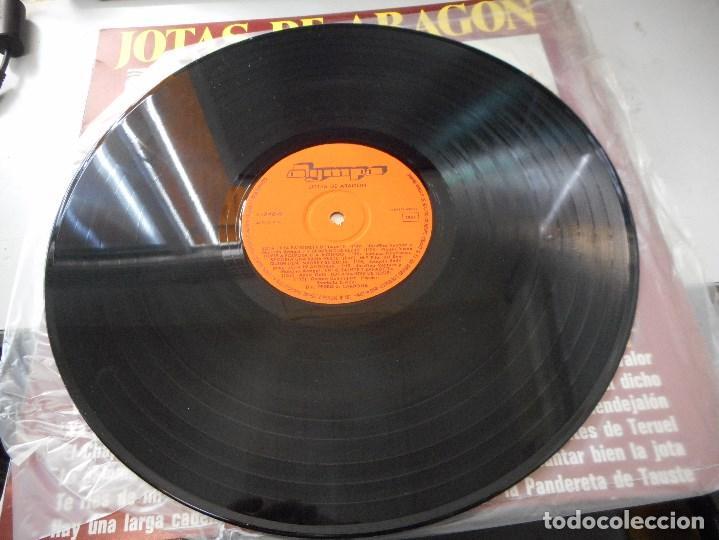 Discos de vinilo: jotas de aragon - Foto 3 - 98614243