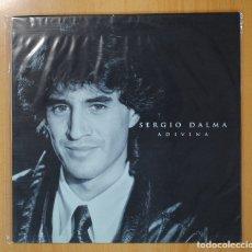 Discos de vinilo: SERGIO DALMA - ADIVINA - LP. Lote 98614358