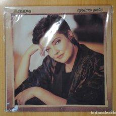 Discos de vinilo: AMAYA - SEGUIMOS JUNTOS - LP. Lote 98614394