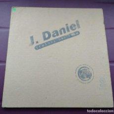 Discos de vinilo: J. DANIEL – SENSUAL DELIRIUM. . Lote 98615811