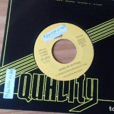 Discos de vinilo: SINGLE (VINILO)-PROMOCION- DE BAND OF GYPSIES AÑOS 90. Lote 98620207