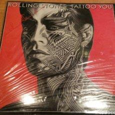 Discos de vinilo: DISCO VINILO ROLLING STONES TATTOO YOU. Lote 98622679