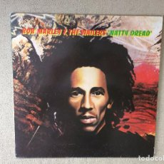 Discos de vinilo: BOB MARLEY & THE WAILERS -NATTY DREAD- LP DISCO VINILO. Lote 98625807