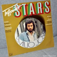 Discos de vinilo: EMILIO JOSÉ - LP VINILO 12'' - 14 TRACKS - EDITADO EN ALEMANIA - JUPITER RECORDS. Lote 98635995