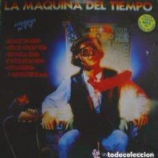 LA MAQUINA DEL TIEMPO - DOBLE LP BLANCO Y NEGRO SPAIN 1992
