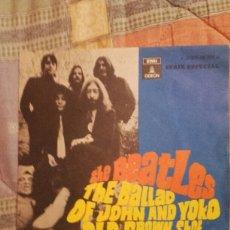 Discos de vinilo: THE BEATLES. Lote 98638392
