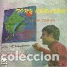 Discos de vinilo: TONY OBRADOR SINGLE SELLO CEM AÑO 1967 EDITADO EN ESPAÑA. Lote 98638927