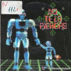 Discos de vinilo: NO TE LO PIERDAS - MEGAMIX / JINGLES FROM USA-MIKE PLATINAS - SINGLE PROMO ESPAÑOL DE 1992. Lote 98639607