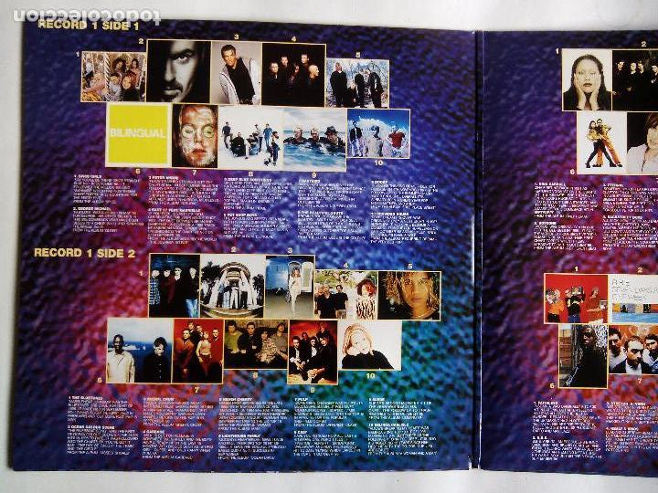 Discos de vinilo: NOW THATS WHAT I CALL MUSIC ! 35. LP DOBLE EMI VIRGIN 7243 8 54708 13. UK 1996. SPICE GIRLS. SUEDE. - Foto 2 - 98642855