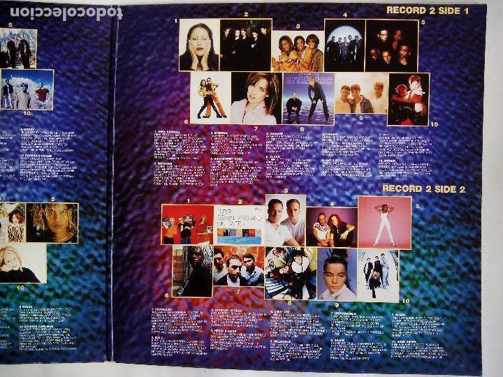 Discos de vinilo: NOW THATS WHAT I CALL MUSIC ! 35. LP DOBLE EMI VIRGIN 7243 8 54708 13. UK 1996. SPICE GIRLS. SUEDE. - Foto 3 - 98642855