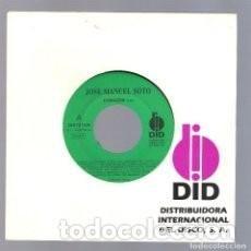 Discos de vinilo: JOSE MANUEL SOTO - CORAZÓN - 7 SINGLE - AÑO 1993. Lote 98644831