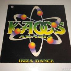 Discos de vinilo: KAOOS-ARABIA . Lote 98657068