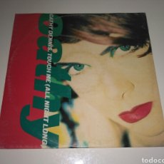 Discos de vinilo: CATHY DENNIS - TOUCH ME (ALL NIGHT LONG). Lote 98657964