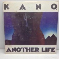 Discos de vinilo: KANO - ANOTHER LIFE - LP - VINILO . Lote 98659143