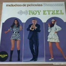 Discos de vinilo: ROY ETZEL MELODIAS DE PELICULAS - LP. Lote 98665463