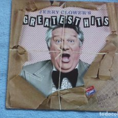 Discos de vinilo: JERRY CLOWER´S,GREATEST HITS EDICION USA DEL 79. Lote 98666547