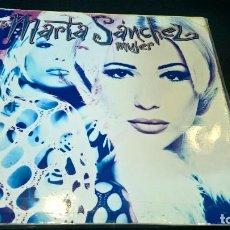 Discos de vinilo: MUSICA LP: MARTA SANCHEZ MUJER OB.E POLYGRAM 1993 . Lote 98666631