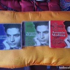 Discos de vinilo: ANTONIO MOLINA 2 CD. Lote 98670303
