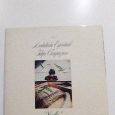 Discos de vinilo: FELIPE CAMPUZANO ANDALUCIA ESPIRITUAL VOL. 2 SEVILLA ( 1978 AMBAR ESPAÑA ) ANTONIO BURGOS. Lote 98677051