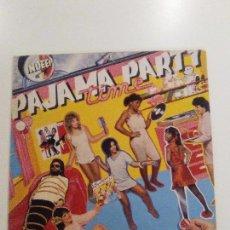 Discos de vinilo: INDEEP PAJAMA PARTY ( 1984 BECKET RECORDS ESPAÑA ) BUEN ESTADO GENERAL . Lote 98679191