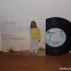 Discos de vinilo: NANA MOUSKOURI 7´´ MEGA RARE VINTAGE SPAIN 1987. Lote 98683291