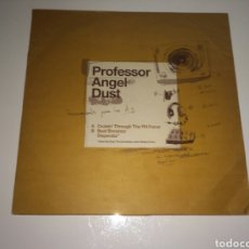 Discos de vinilo: PROFESSOR ANGEL DUST- CRUISIN' THROUGH THE PH FORCE . Lote 98686344